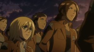 Ymir's looking at